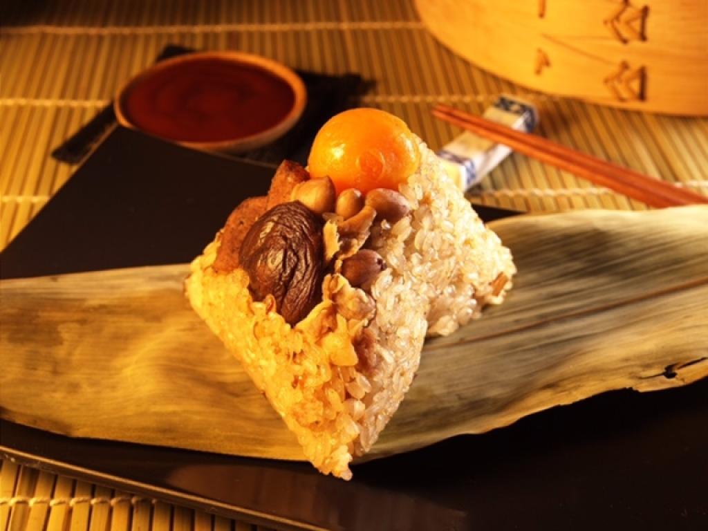 好米好料作好粽  享受夏日的古早好味道