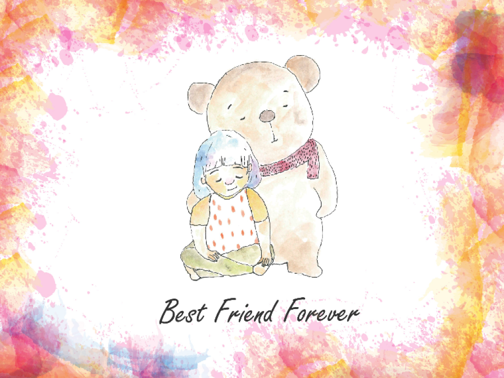 【Best Friends Forever】