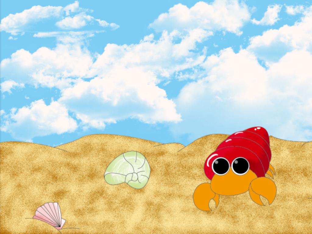 蟹蟹募殼記