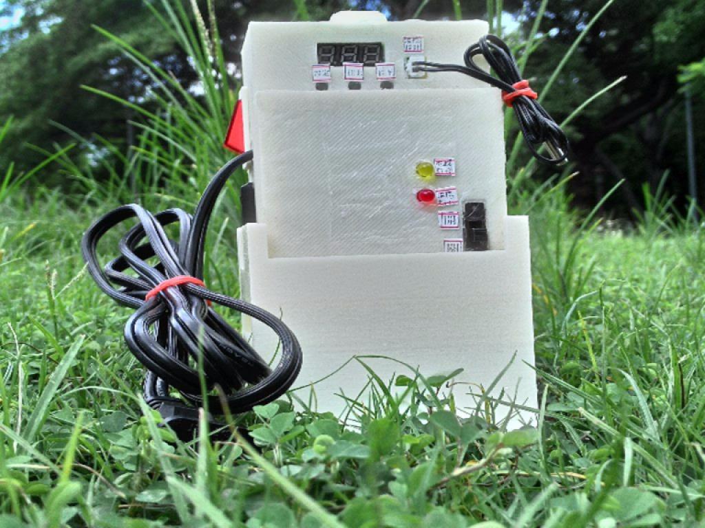 【控制吧!!】自動數位溫度控制器 控制植物生長環境溫度的好幫手