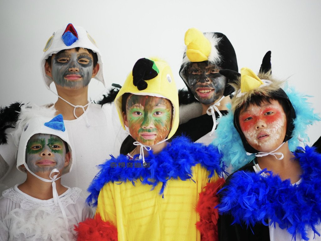 讓台灣看見不一樣的教育 - 由孩子們親手打造的《火星三冠王》音樂劇