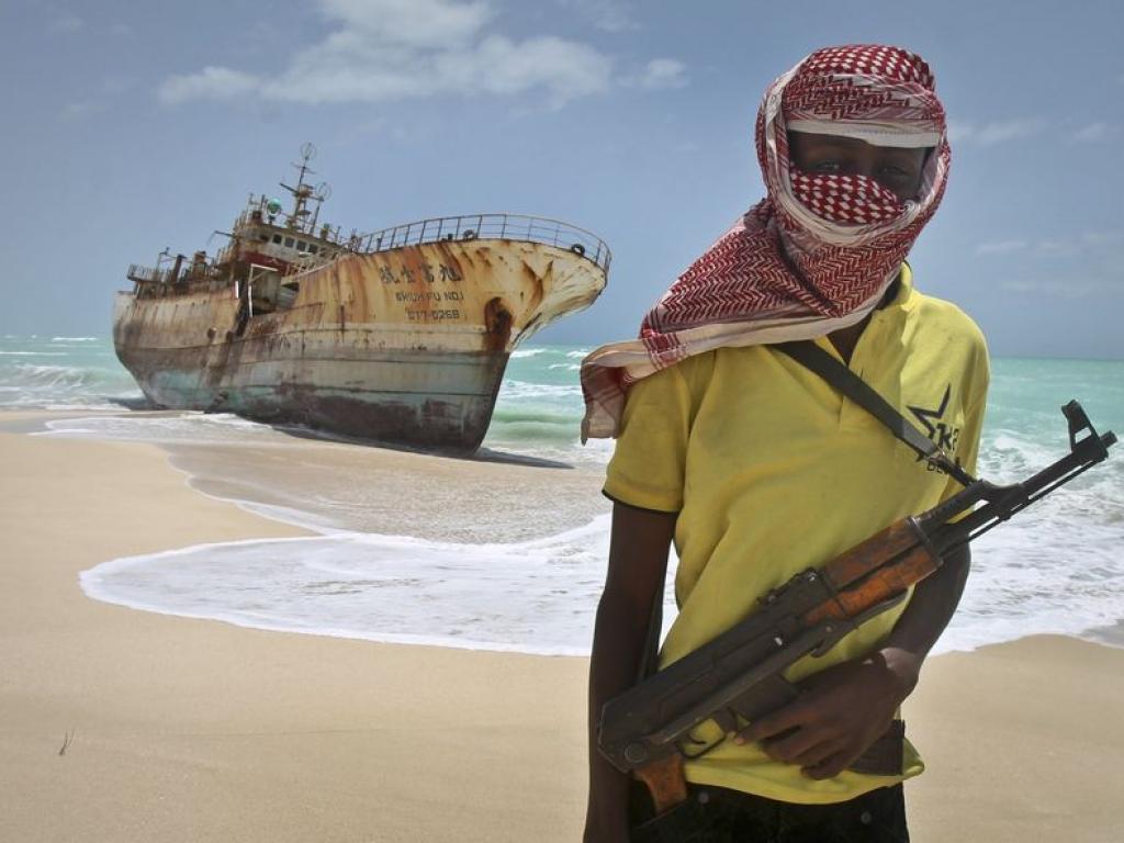遭遇索馬利亞海盜 - 旭富壹號事件 (書籍助印計畫) Season 3