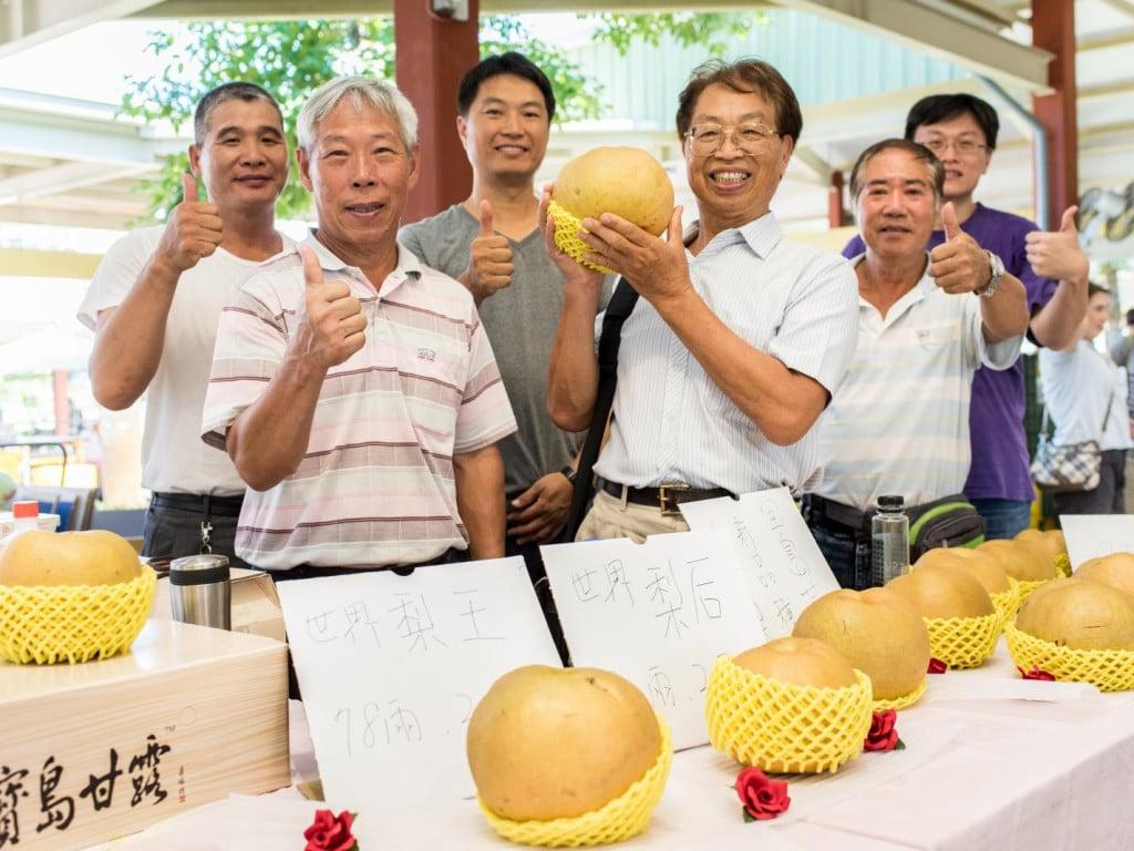 我們種的不只是梨,是台灣農業的希望