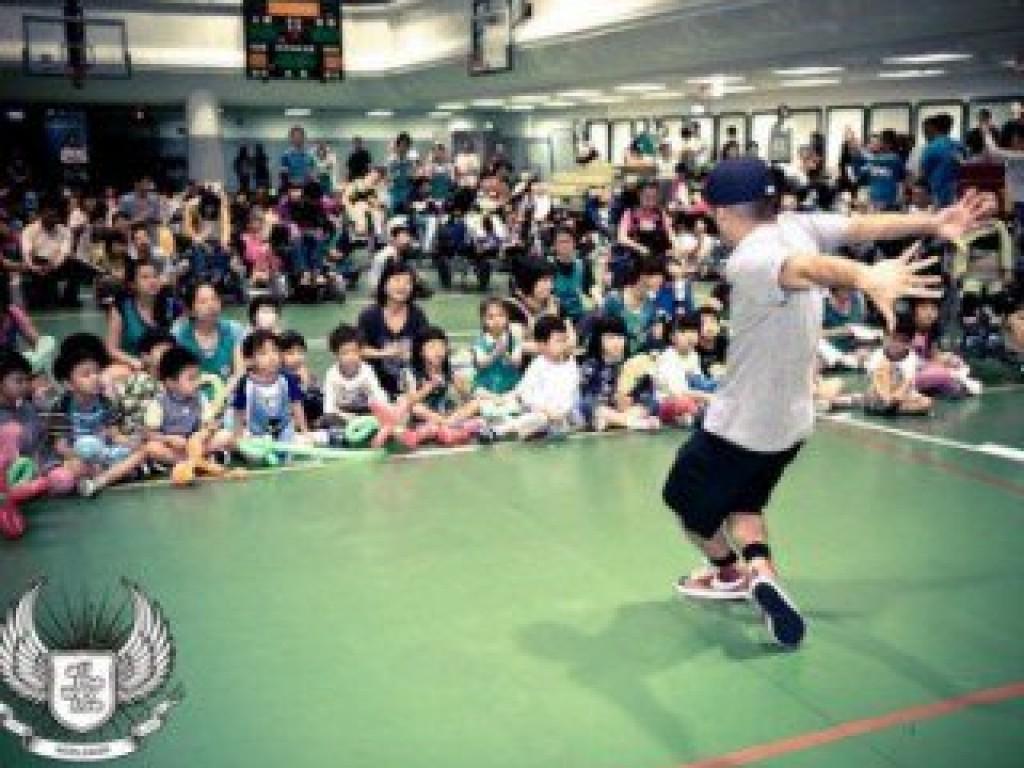 部落環島25日 原住民小朋友 雙語舞蹈國際交流營