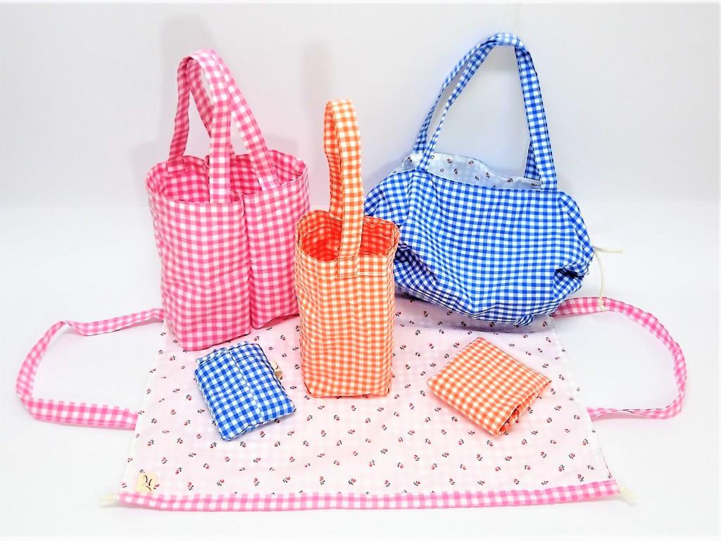"""減塑環保從這""""袋""""開始/[Double環保魔術小提袋][完全取代塑膠袋]"""