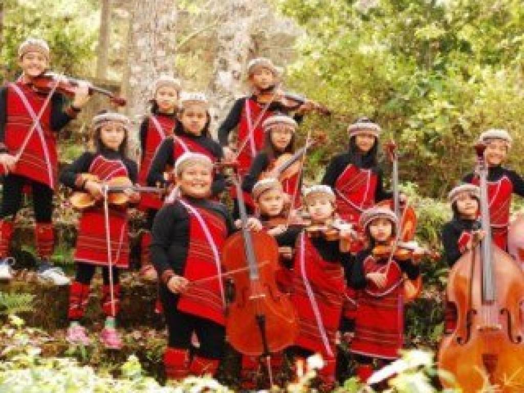 用愛灌溉 讓親愛部落學童音樂種子發芽