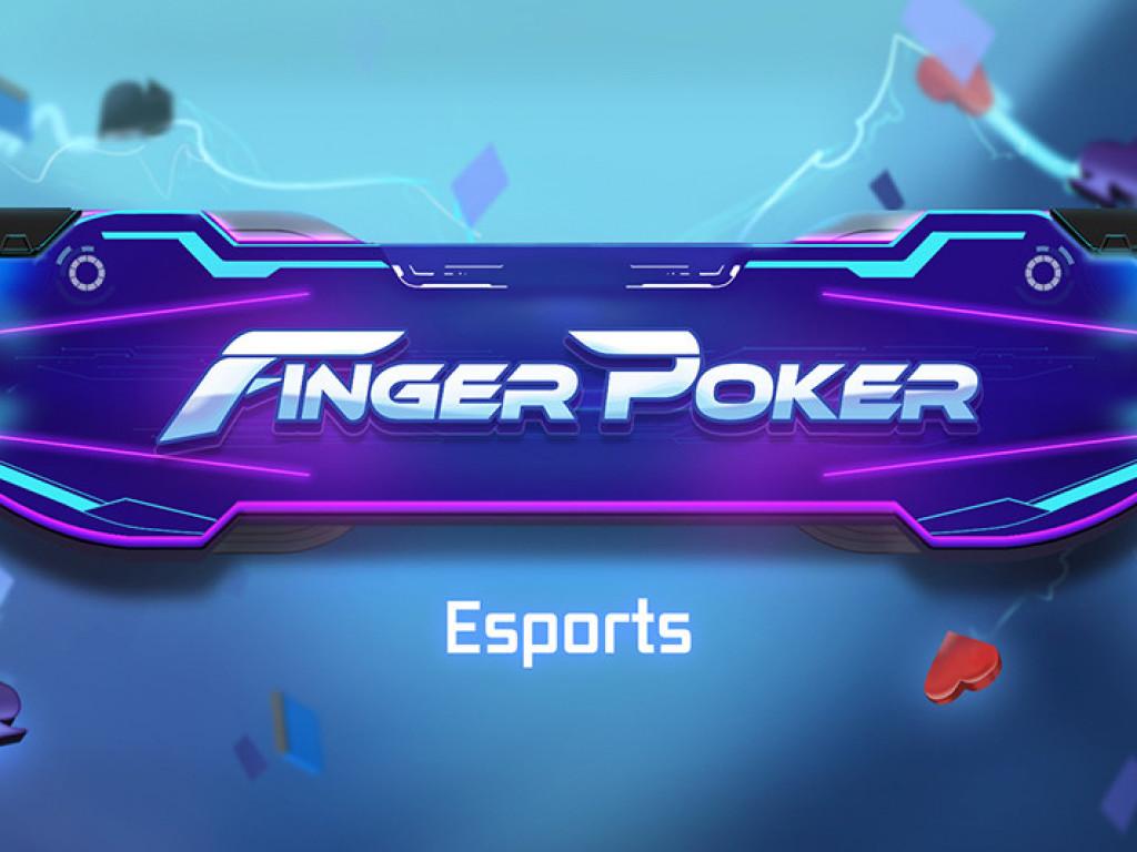 去賭博化:電競智力遊戲 ‧ Finger Poker 指尖撲克