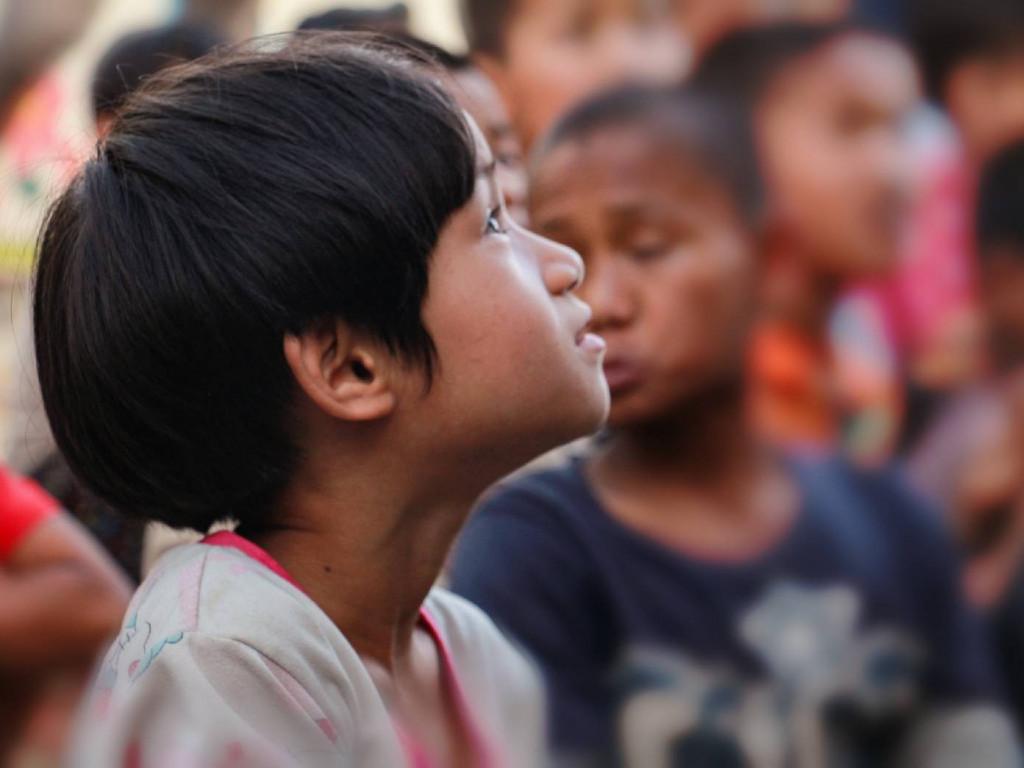 把愛延伸,從心感動 -緬甸志工服務
