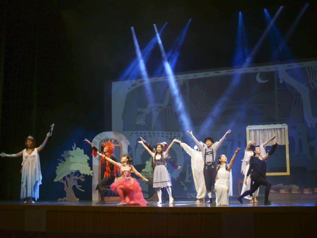 2019頑石劇團兒童音樂歌舞劇《青鳥 L'Oiseau Bleu》巡迴募資計畫