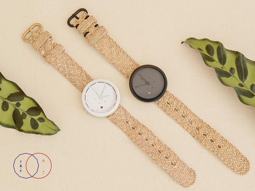 ∴ 商人藝術家 ∵『選』良辰.時辰腕錶|台系創作.腕間工藝