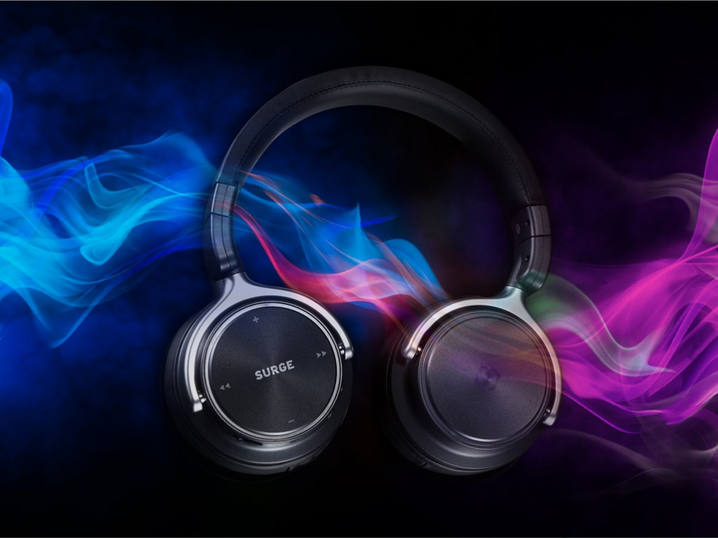Surge 3D 無線耳機|浪濤洶湧般的震撼聆聽饗宴