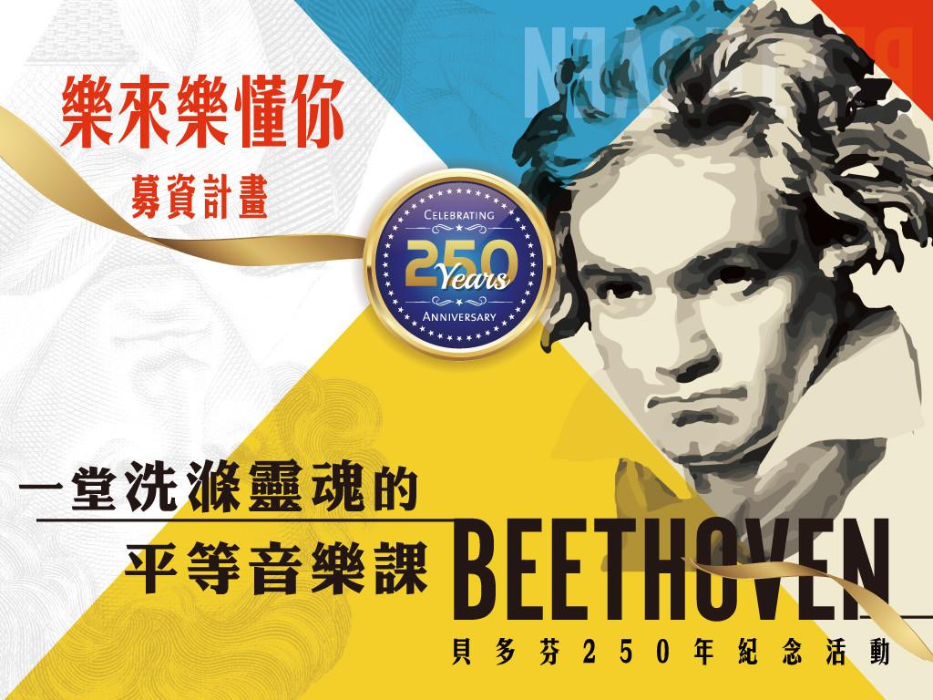 貝多芬250週年 X 樂來樂懂你