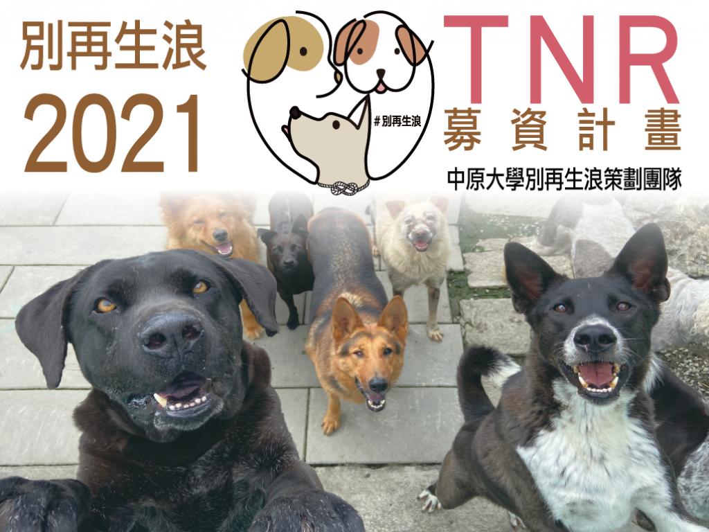 中原大學別再生浪TNR募資計畫