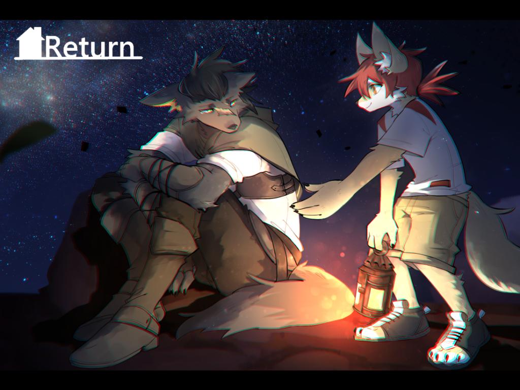 《Return回歸》台灣獨立團隊製作 獸人冒險遊戲