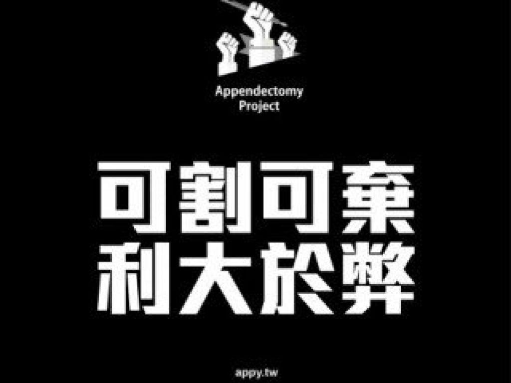 割闌尾計劃 Appendectomy Project