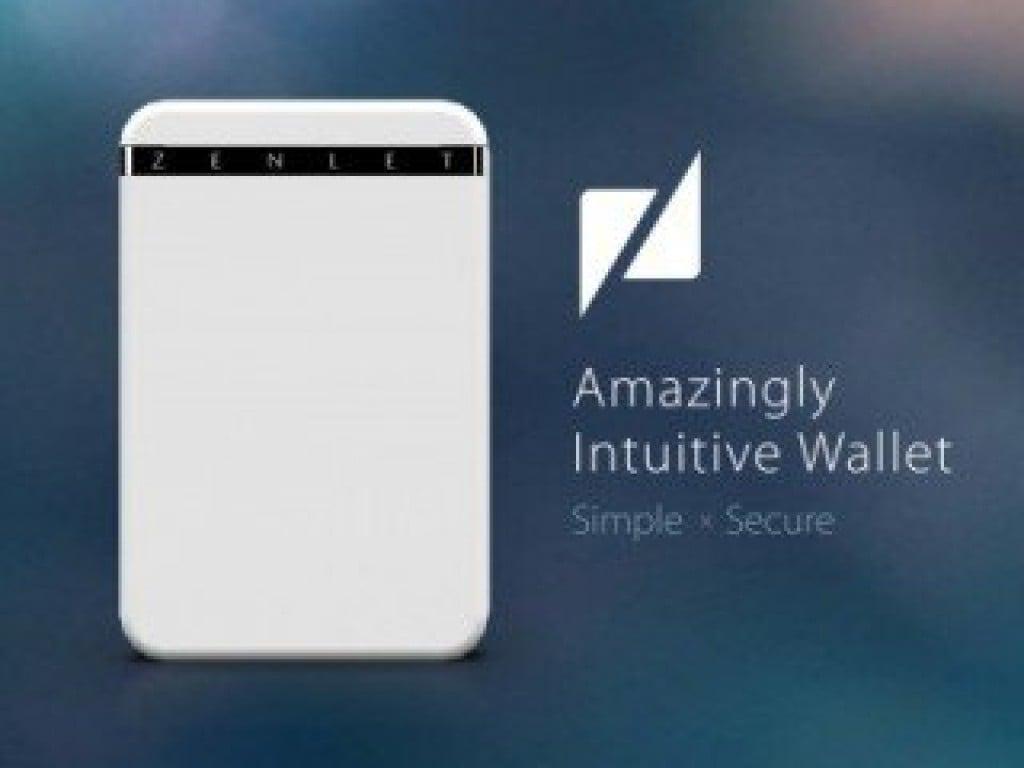 ZENLET -唯一帶給你簡單,安全,直覺的錢包