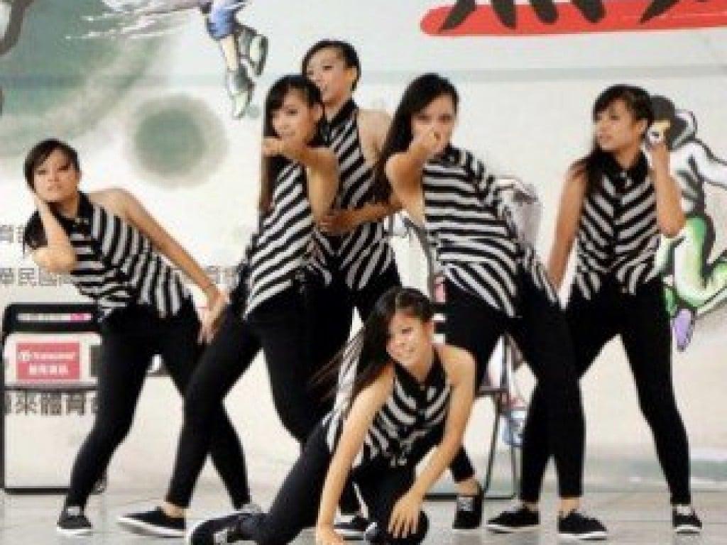 我們把青春獻給北舞 : BLINDFOLD  舞蹈演出