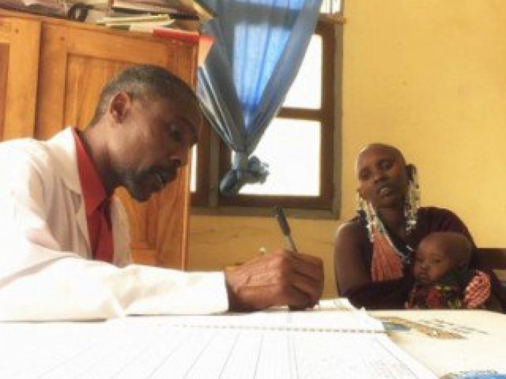萬人唯醫守護-《東非坦尚尼亞偏鄉醫師來台計畫》