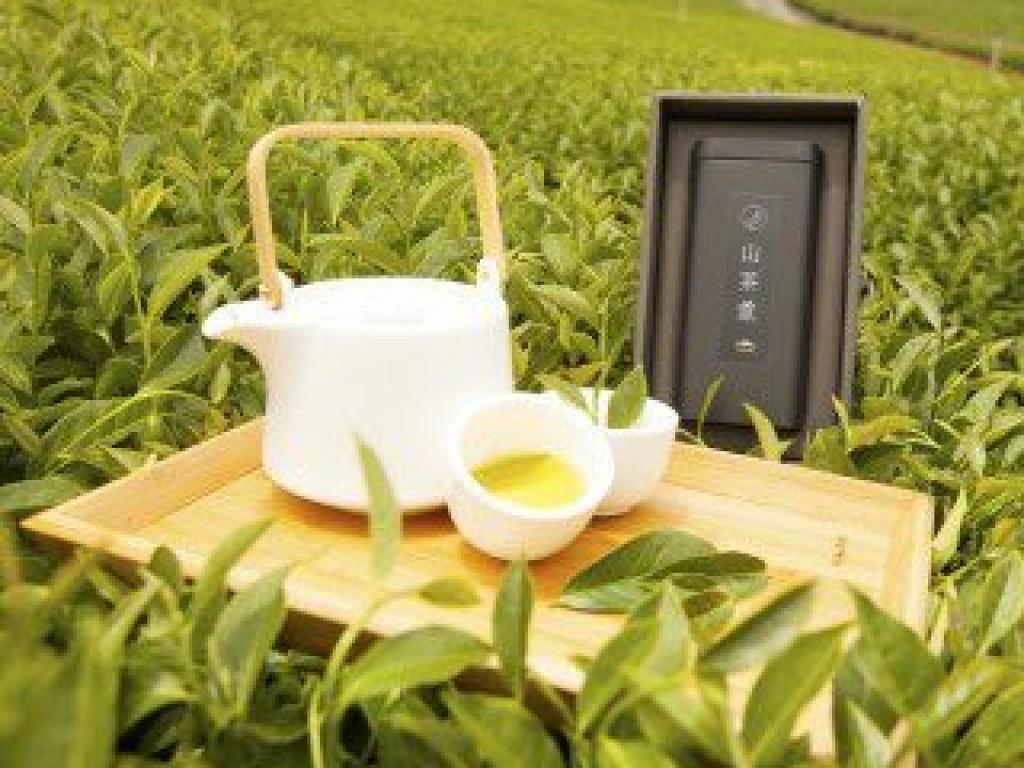 山茶堂 - 100%原萃阿里山茶