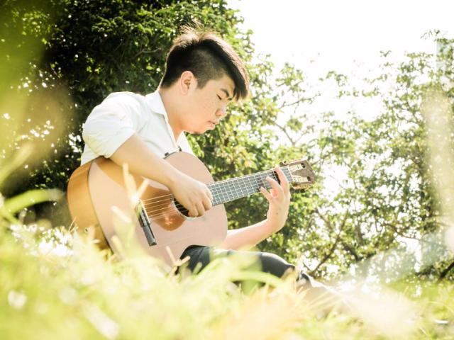 加一吉他-「夢踐」古典吉他跨界專輯