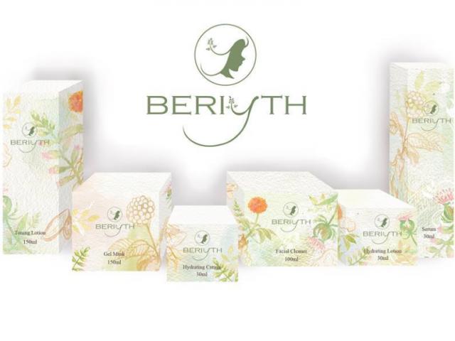 <BERIYTH>-漢方草本保養品贊助上巿計畫