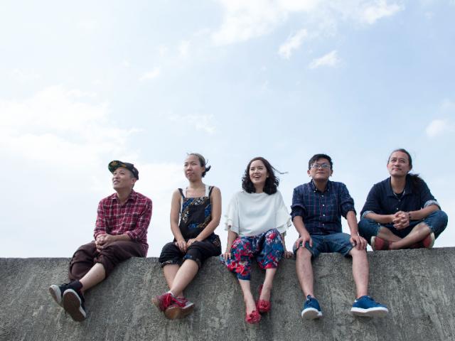 張心柔與漂鳥樂團《棕髮少女》專輯募資計劃