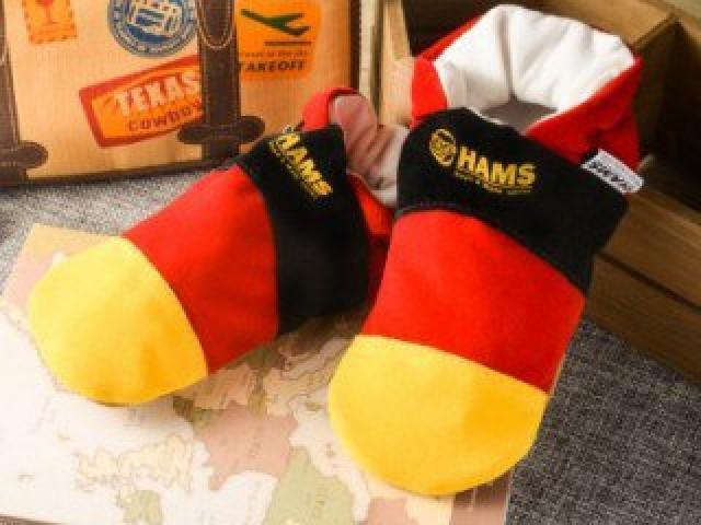 HAMS 手作童鞋:呵護寶貝,探索世界