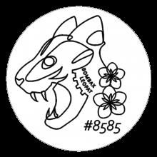 FRC8585 BombaxLeopard
